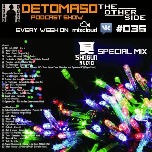 Detomaso – The Other Side #036 Shogun Audio Special mix