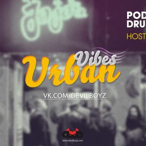 Urban Vibes Podcast #4 (Drum & Bass with MJRamon)