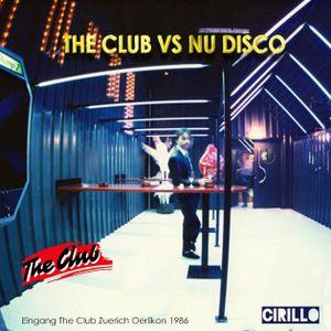 The Club vs Nu Disco - 09.2017