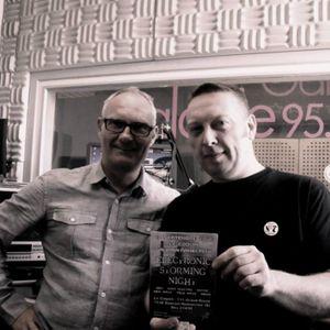 """Der Gregolini promo soirée """"Electronic Storming Night"""" @ """"la matinale"""" sur Galaxie FM 11.09.14"""