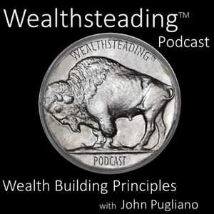 Interest rates at historic LOWS while market at HIGHS - WEALTHSTEADING Wealth Building Principles wi