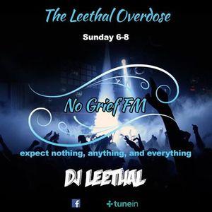 DJ Leethal - Leethal Overdose - 26.03.2017