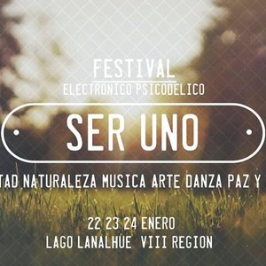 Alvaro Santis - Ser Uno Festival - Lago Lanalhue, Contulmo, VIII Region
