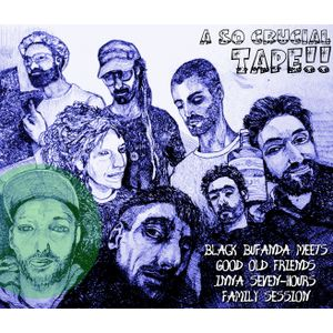 A SO CRUCIAL TAPE!! Black Bufanda meets good old friends, part FOUR: Herbie D. Faders playin'