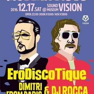 MODERN DISCO feat. EroDiscoTique (Dimitri From Paris & DJ Rocca)