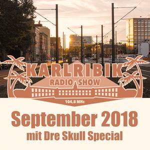 KarlribikRadioShow - September2018