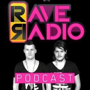 Rave Radio - Wahzoo Launch mix