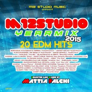 M12 STUDIO Year Mix 2015 (Minimix) Available on Beatport