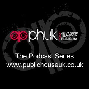 PHUK Podcast 03 Mixed By Lawrence Friend (Jan 2014)