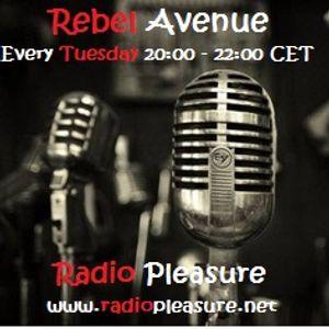 """Rebel Avenue"" 11.02.2014/ Webradio Show/ Radio Pleasure - www.radiopleasure.net"