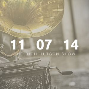 The Rich Hutson Show - 11th July 2014