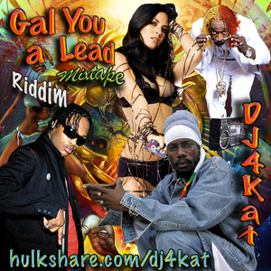 DJ4Kat - Wanted Riddim Mix (T.O.K. Feat. Mr. Easy, Elephant Man, Sizzla, Assassin and More)