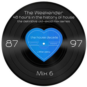 The Weekender Mix 5 – The Classy Sandwich - Elegant House and Bangers