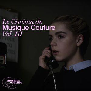 Musique Couture N°31 - Le Cinéma de Musique Couture Vol III