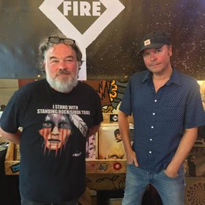 Fire Records Takeover with Stewart Lee and Michael Cumming (14/06/2019)