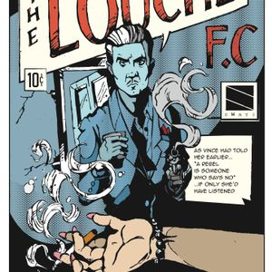 The Louche FC on Salford City Radio