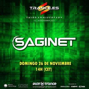 Dj Saginet - Tercer Aniversario Trance.es