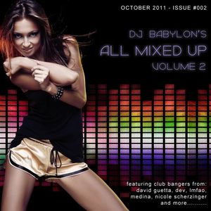 DJ Babylon presents All Mixed Up, Volume 2