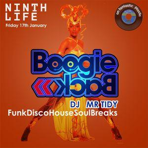 Boogie Back NinthLife Jan20