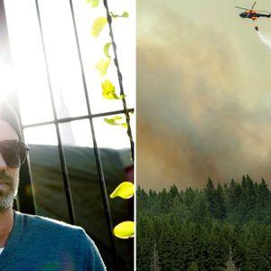 P1 Kultur: Skogsbranden blir teater och äggen som tog slut