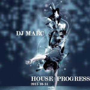 DJ Marc - House-Progressive (2011-10-14)