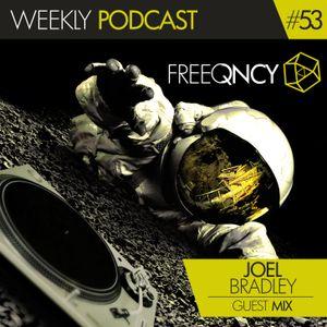 FREEQNCY SET # 53- Joel Bradley - Agosto 2015