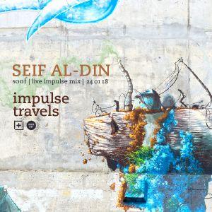 SEIF AL-DIN live impulse mix. 24 january 2018 | whcr 90.3fm | traklife.com
