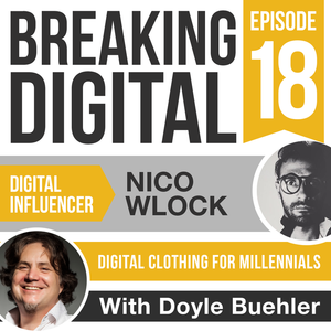 Nico Wlock is creating grand digital experiences for millennial retail clothing mega-brand Garage Cl