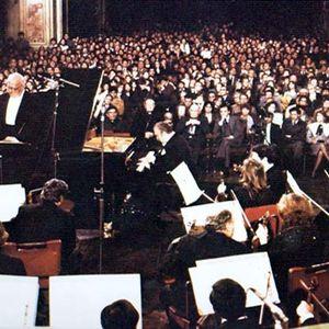 Claudio Arrau. Última visita a Chile. 18 Mayo 1984. Catedral Metropolitana. 2da parte