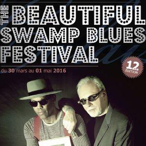 Tellin'You – 24 mars 2016 – «Beautiful Swamp festival & Delirium Blues Festival» – www.rqc.be