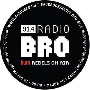 Mentalien - Live at Radio Bro 17-05-2011