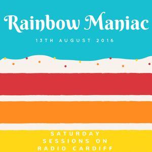 Saturday Sessions: Rainbow Maniac