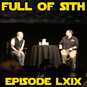 Episode LXIX: Origins and Nick Gillard