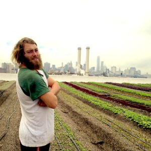 Urban Farm Chat w/Asher Landes @ MakerParkRadio.nyc 8/23/2017