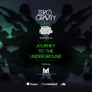 ZG #08 (Journey To The Underground)