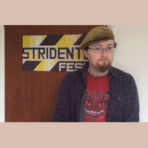 #StridenteMeets Phillip Raymond Goodman