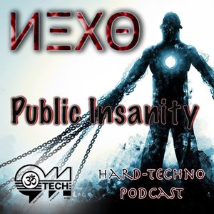Public Insanity - Hard Techno Podcast