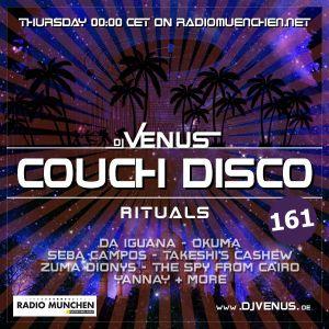 Couch Disco 161 (Rituals)