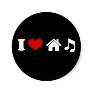 I Love House #004 By Miguel Taponier