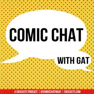 Comic Chat with Gat, Issue #37: Scary Books, BTTF, and BvS Rumors
