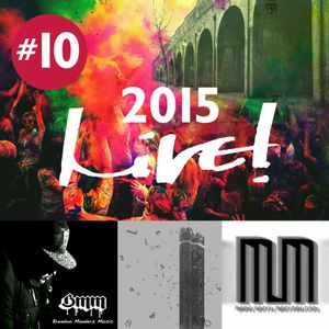 Live! Arts Radio - 2015/#10 - Holi Rave, Brendon Manders, Caroline Devine, Manpreet Darroch