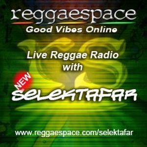Reggae Roots Session # Selekta FAR # 13/09/2013 # ReggaeSpace.com