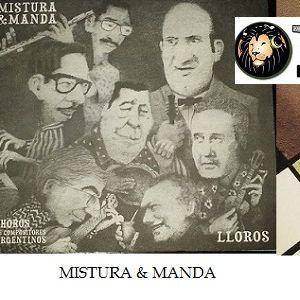 Os Bastidores Mùsica del Brasil en Radio /   Kalèn, Hussein, Mistura & Manda, joyas Arg versiòn Br