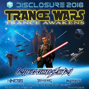 TESSERAKT Kloudkast NYE Event - DISCLOSURE 2016 feat. CARL NICHOLSON
