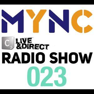 MYNC presents Cr2 Records Radio Show 023 [26/08/11]