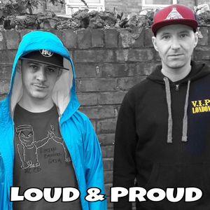 """Dj Shocker T & MC CD """"Loud And Proud"""" Origin Uk Radio 090518"""