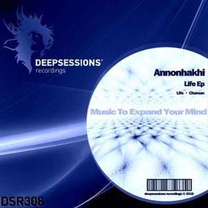 DSR308 Annonhakhi - Life Ep