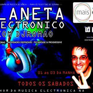 DJ ROMAO - PLANETA ELECTRONICO - August,18 2012