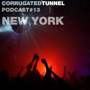 Corrugated Tunnel Cast #13