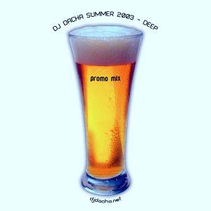 DJ Dacha - Summer Deep Promo - DL021